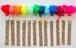 DIY Tassel Bookmarks