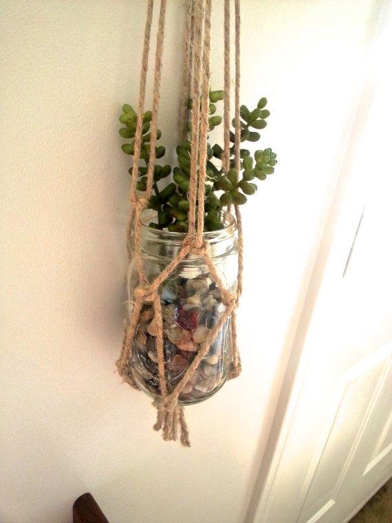 Macrame Plant Holder