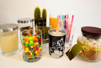 Candy Jars & New Candles