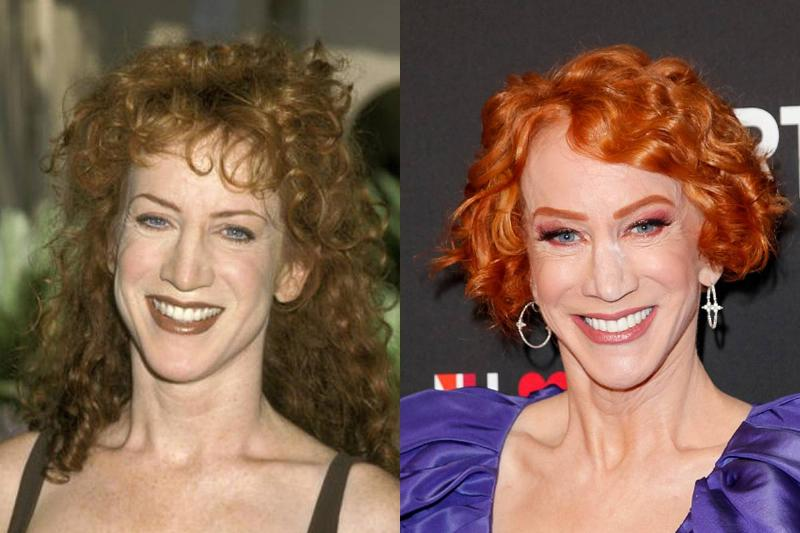 Kathy Griffin – (Rumored) $30,000