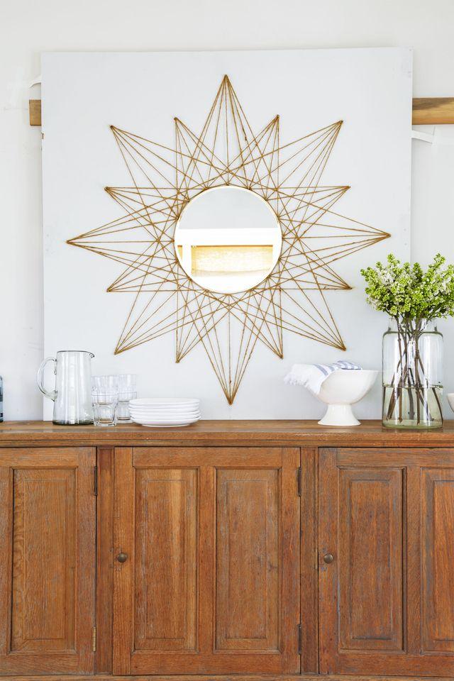 Gorgeous DIY Mirror