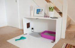Cutout Cabinet