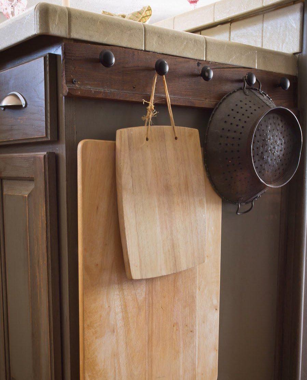 Coat Hanger For Pots