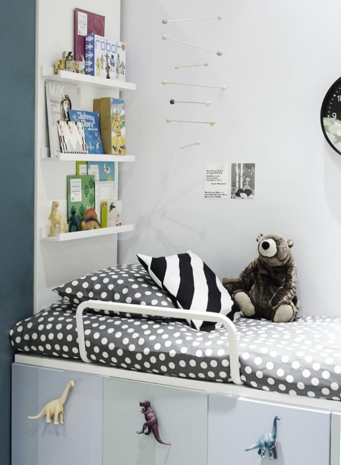 DIY Dino Bed
