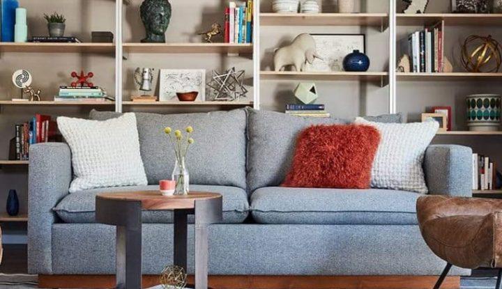 Olivia Apartment Size Sleeper Sofa
